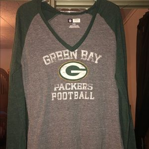 Women's Green Bay Packers Shirt